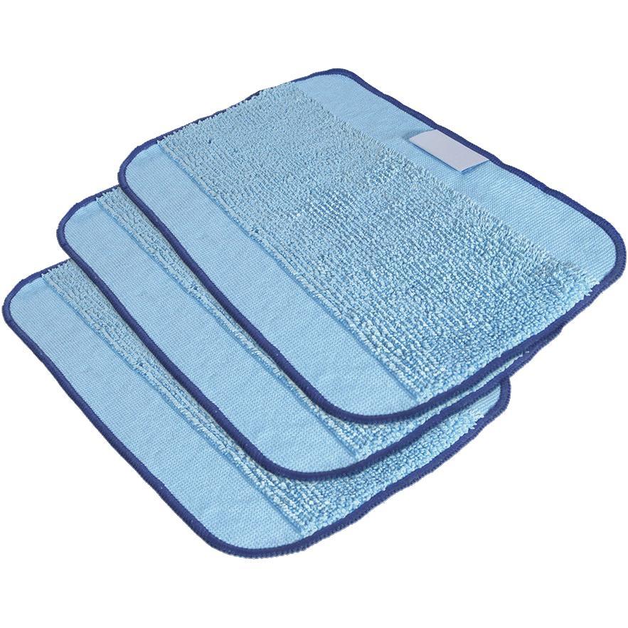 Lavete din microfibre pentru iRobot Braava 3 buc Albastru