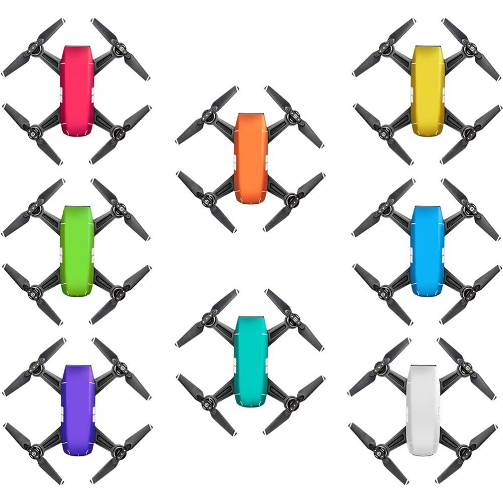 Set de autocolante colorate pentru drona DJI Spark