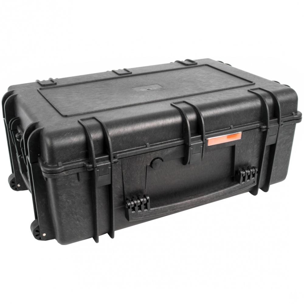 Bagaj portabil cu căptușeală internă din spumă pe roți pentru DJI Inspire 2