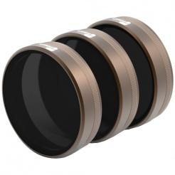 Set de filtre ND + PL (ND4/8/16-PL) pentru DJI Phantom 4 PRO