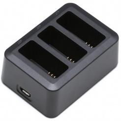 Adaptor încărcare pentru 3 baterii