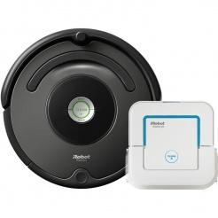 iRobot Roomba 676 WiFi + Braava jet 240