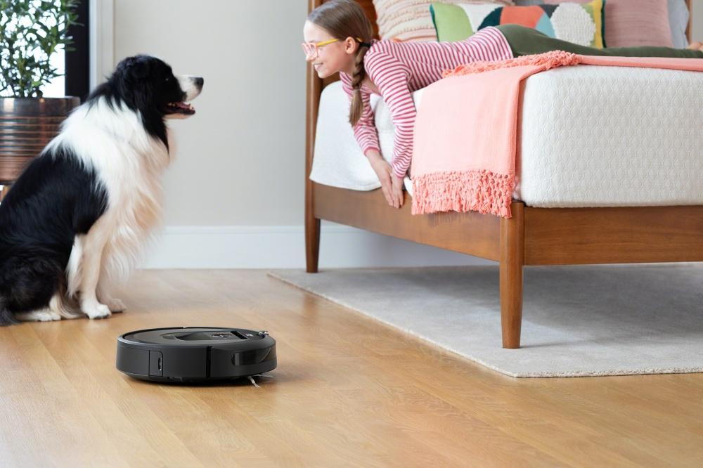 iRobot Roomba i7 grey WiFi