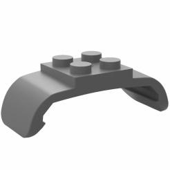 Adaptor pentru piese LEGO