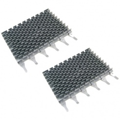 Perii PVC pentru Zodiac CyclonX - 2 buc