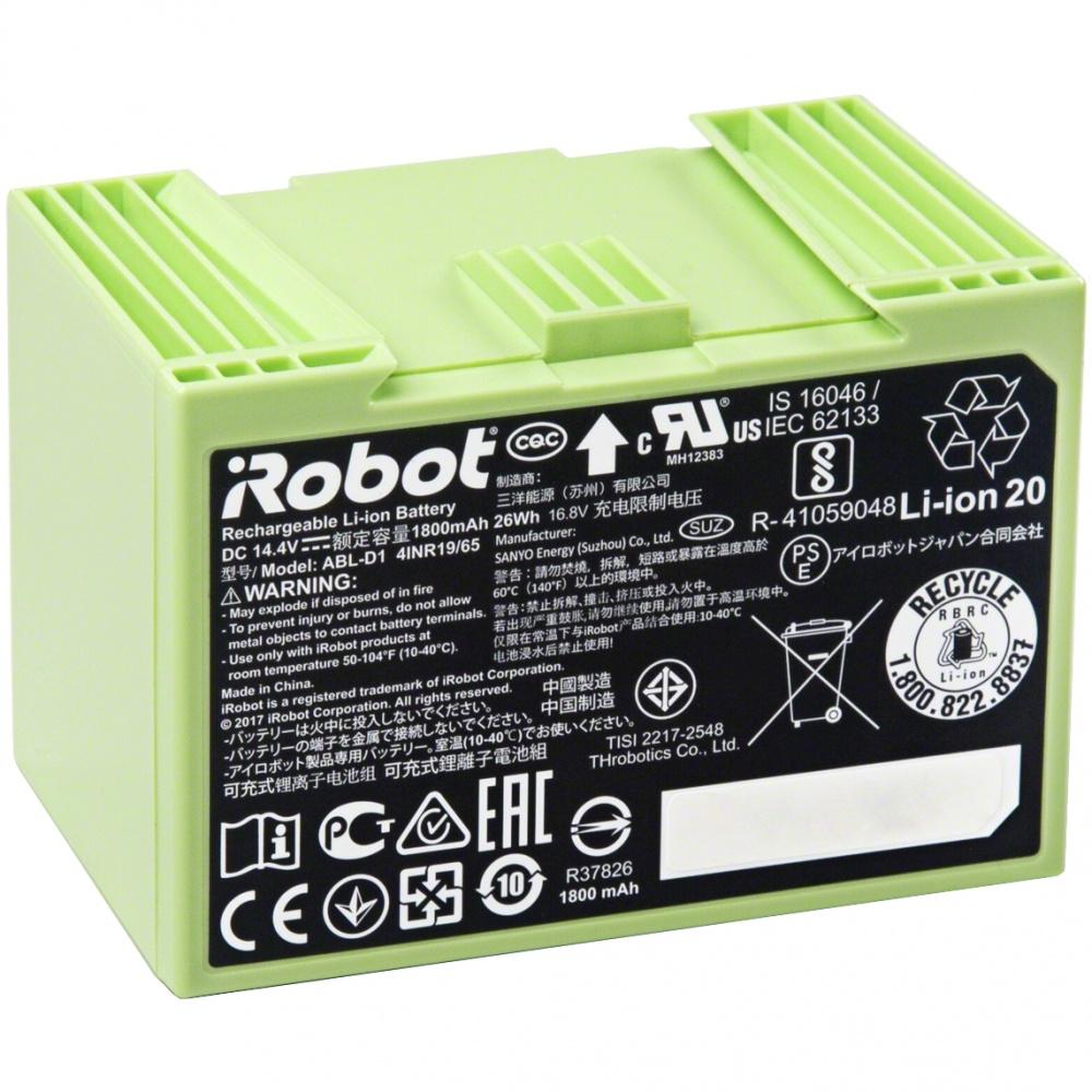 Baterii pentru iRobot Roomba seria e/i - 1800 mAh