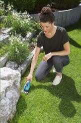 Aku foarfecă pentru iarbă Gardena ClassicCut