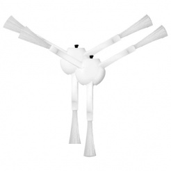 Perii laterale pentru aspiratoarele robot Xiaomi Mi Robot Mop 1C - white 2 buc