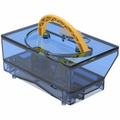 Recipient de apă pentru seria Symbo D400