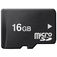 Card MicroSD - 16 GB
