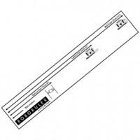 Riglă pentru instalarea sârmei perimetrale