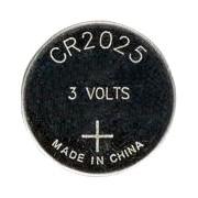 Baterie CR2025