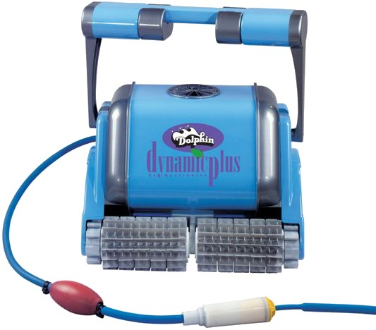 Metodele de curățare ale aspiratorului robot pentru piscină DOLPHIN 2002 PLUS