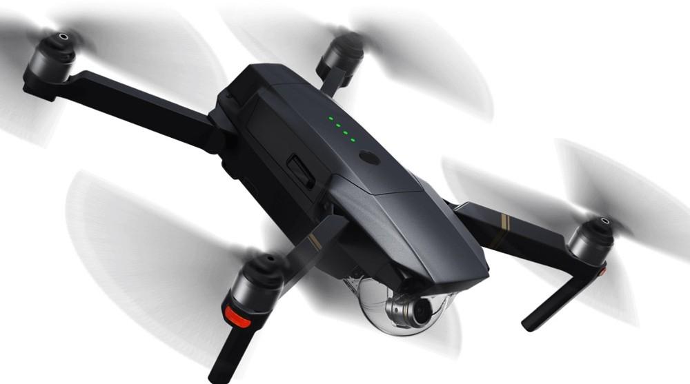 Prezentarea dronei DJI Mavic Pro