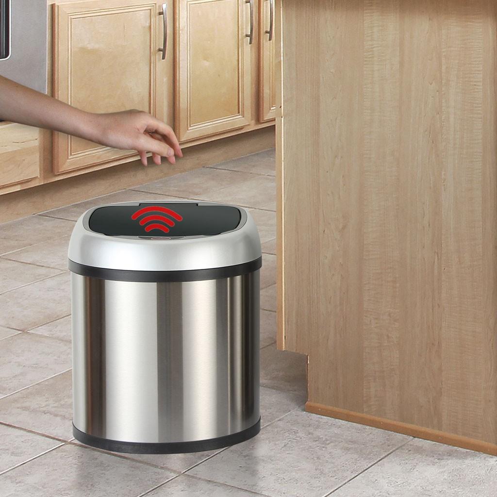 Prezentarea coșului de gunoi Helpmation Mini