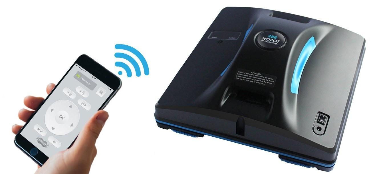 Control cu ajutorul telefonului inteligent