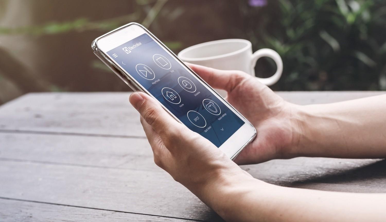 Controlul prin intermediul aplicaţiei mobile