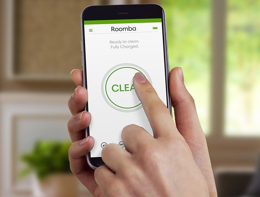 Tehnologie inteligenţă cu aplicaţia de mobil iRobot HOME