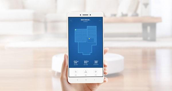 Control prin aplicaţia mobilă