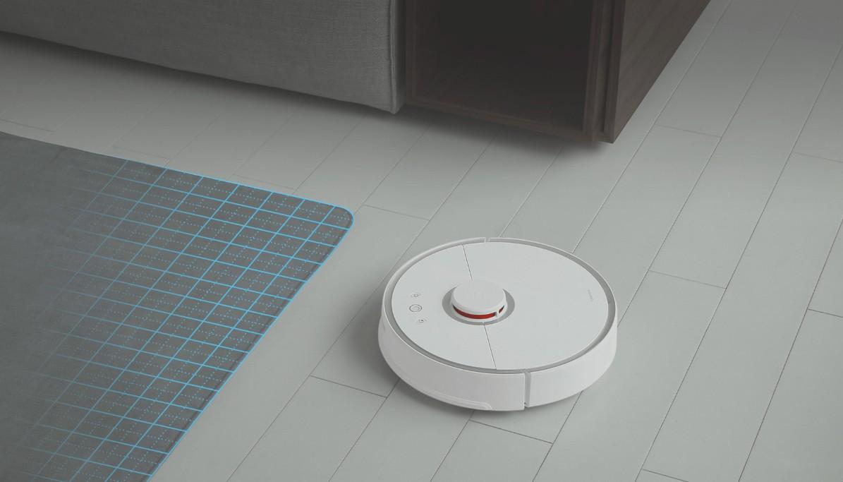 Detectare inteligentă a covorului