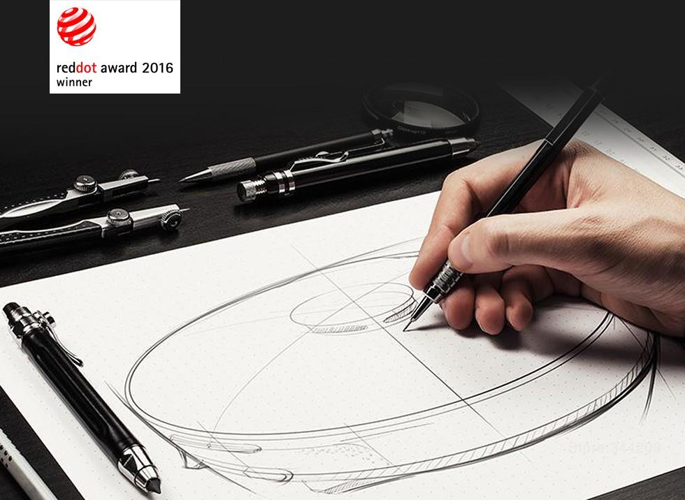 Premiul Red Dot şi căştigătorul în categoria Product Design