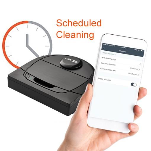 Planificați curățenia până la 7 zile pe săptămână