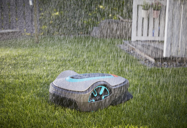 De asemenea, funcționează şi pe ploaie