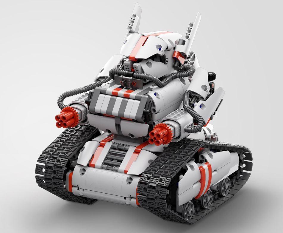 Vă prezentăm Xiaomi Mi Robot Builder Rover