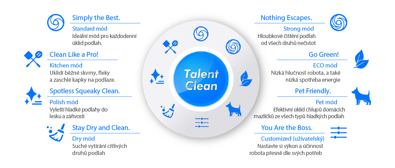 Talent Clean