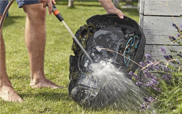 Curățare ușoară garantată