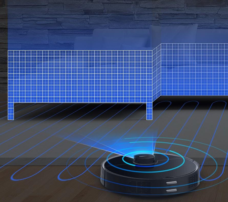 Descoperă avantajele navigării cu laser