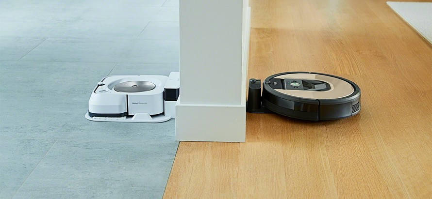 Comunicare cu robotul iRobot Braava m6 cu mop