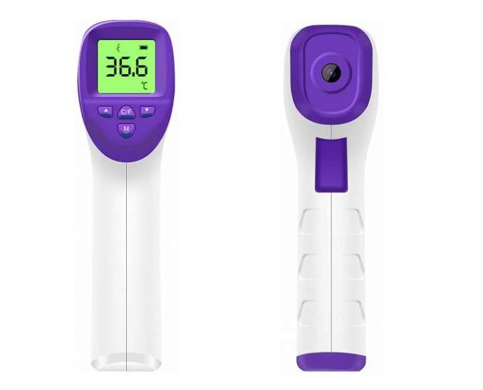 Cum funcționează termometrul fără contact Orava LY-168