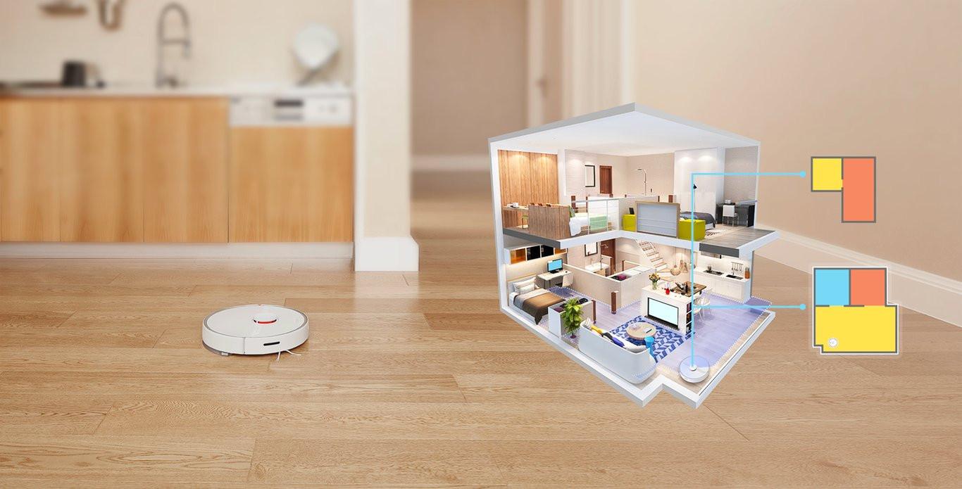 Floor Plan creaţi-vă mai multe planuri de podea