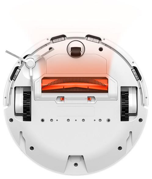 Prezentarea carcasei periei principale pentru aspiratorul robot Xiaomi