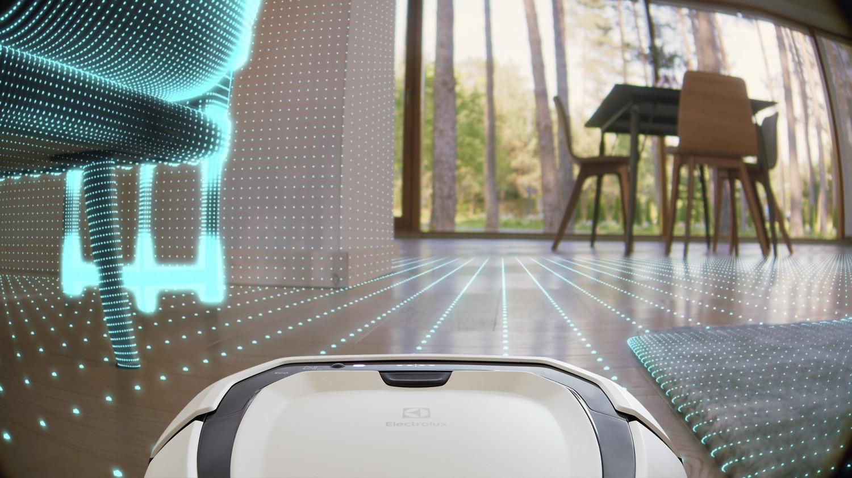 Sistem Vision 3D pentru mişcare între obstacole