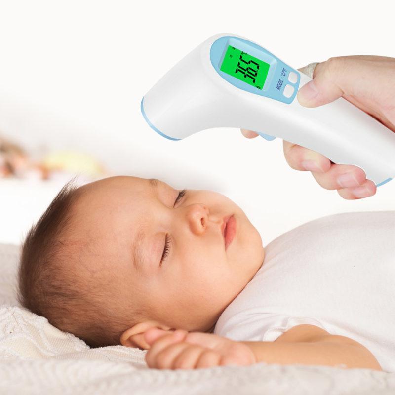 Prezentarea termometrului Helpmation JXB308