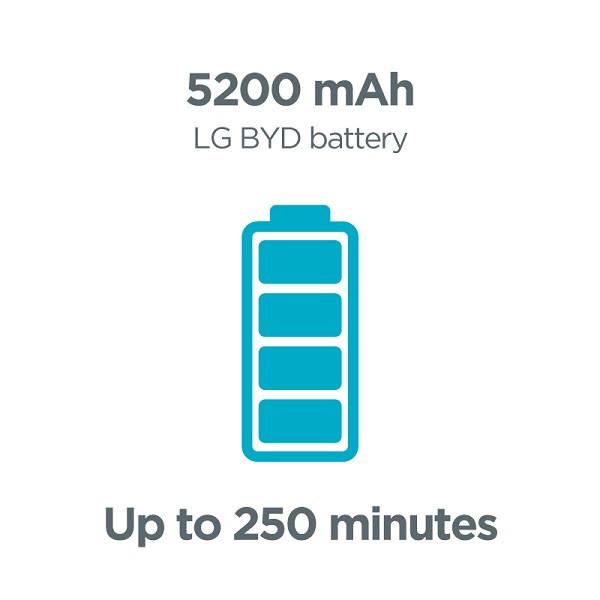 Baterii LG BYD