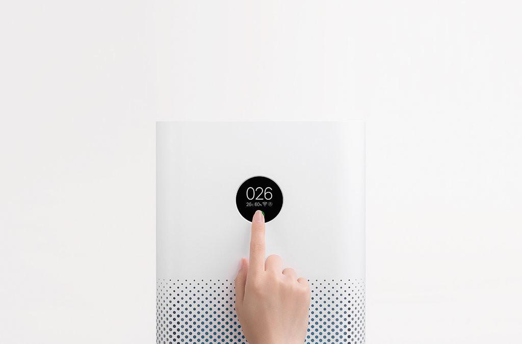 Ecran OLED tactil