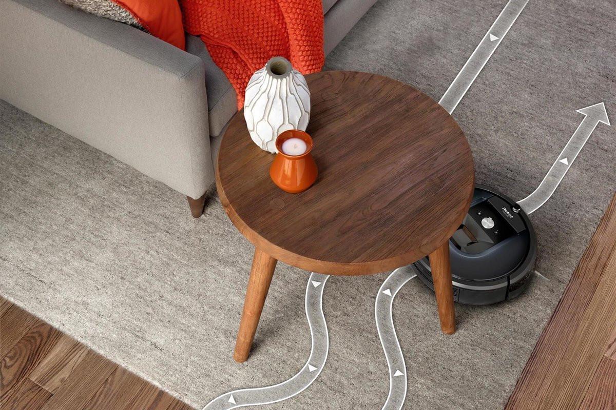 Curăță indiferent de dimensiunile casei sau biroului