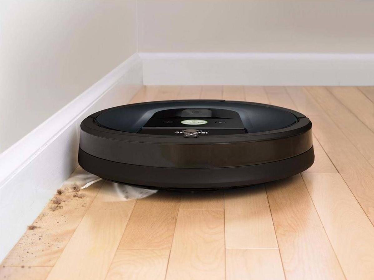 O casă plină de cabluri? Pentru Roomba 981 nu este nicio problema!