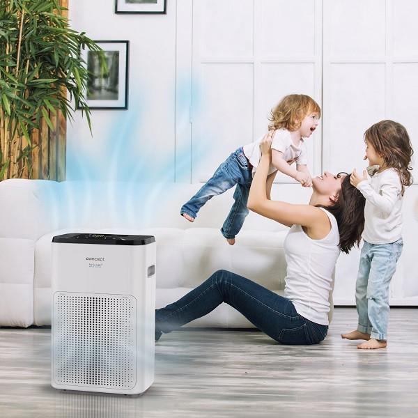 Vă prezentăm Concept CA1030 Perfect Air Smart