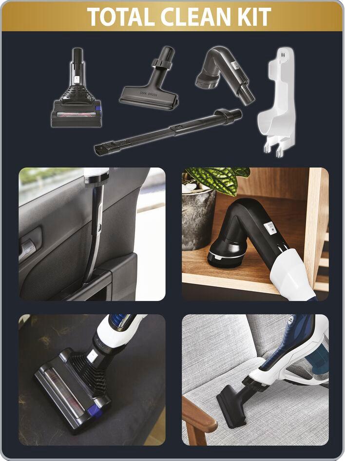 Set complet de accesorii pentru mașină sau pentru părul de animale
