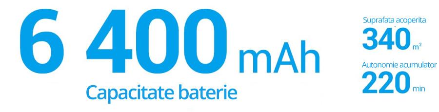 Capacitate suplimentară a bateriei