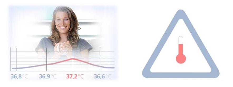 Avertizează la creșterea temperaturii