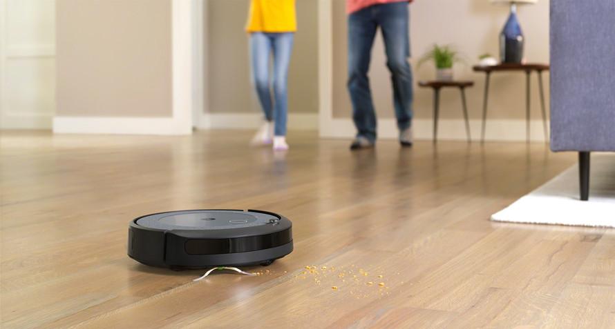 Prezentarea aspiratorul robot robot iRobot Roomba i3 3158