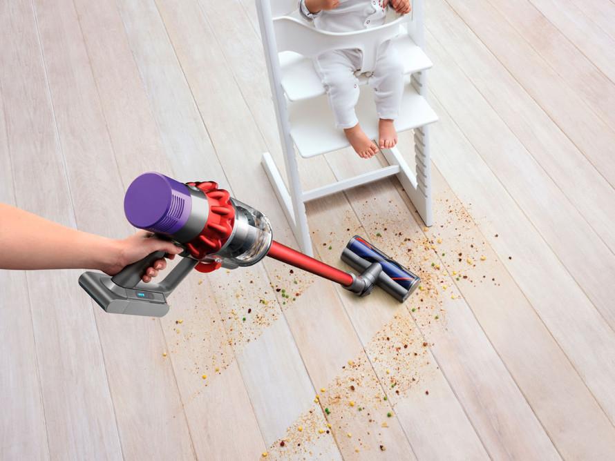 Bucurați-vă de curățare fără cabluri, restricții și cu performanțe ridicate