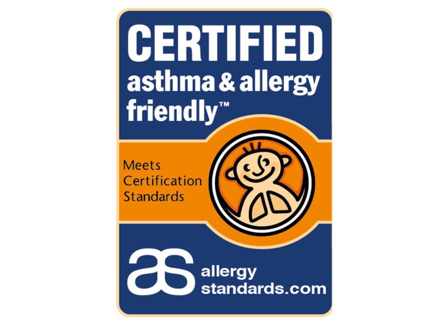 Certificat de siguranță pentru astmatici și alergici