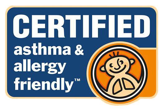 Potrivit pentru astmatici și alergici