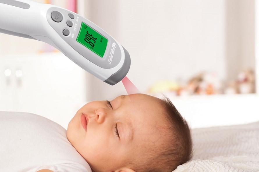 Avantajele unui termometru fără contact